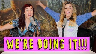 WE'RE STARTING A PATREON! // Grace Helbig