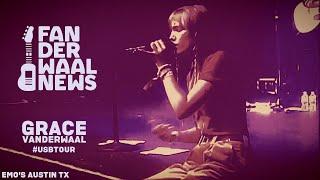 Grace VanderWaal - Ur So Beautiful Tour | Emos, Austin, Texas - August 17, 2019