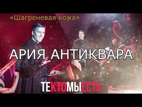 Актер Кирилл Гордеев: Ария Антиквара (мюзикл Шагреневая кожа по книге Оноре Де Бальзака)