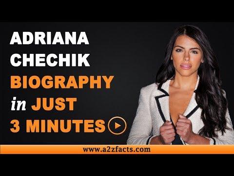 Adriana Chechik – Age, Birthday, Biography, Husband, Net Worth and More