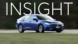 2019 Honda Insight Quick Drive | Consumer Reports