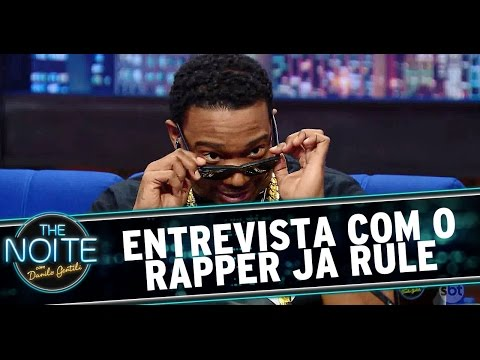 The Noite (28/11/14) - Entrevista com Ja Rule