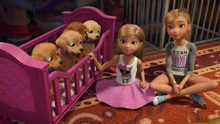 барби мультфильм | барби смотреть онлайн бесплатно ™● Барби и щенки в поисках сокровищ