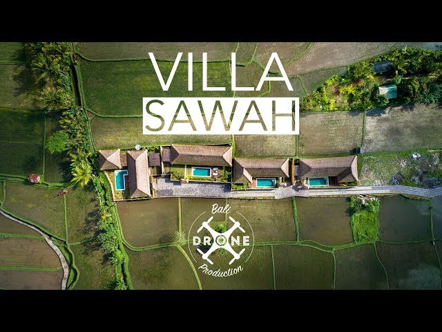 Villa Sawah - Ubud - BALI