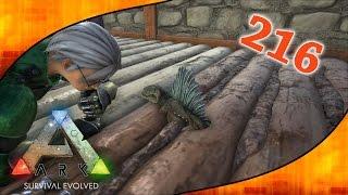 ARK #216 - Dimetrodon Baby [ Lets Play ARK Survival Evolved German ARK Deutsch ]