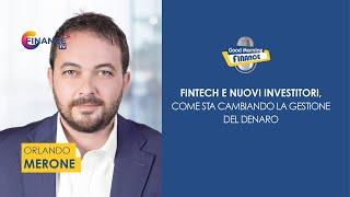 Come sta cambiando la gestione del denaro? Fintech, nuovi investitori e l'indagine Bitpanda