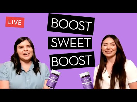 Ask An RD LIVE: Immunity + Boost Sweet Boost with HUM…}