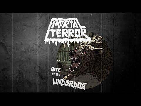 Mortal Terror - Bite of the Underdog (Official Lyric Video)