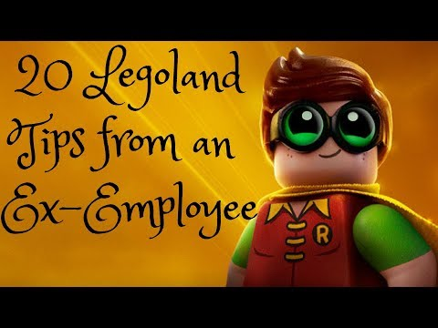 20 Legoland Tips From an Ex-Employee