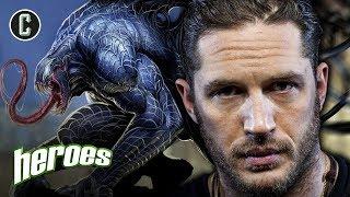 Venom Begins Production! - Heroes