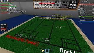 ROBLOX EF 4 TORNADO OMG :DDDDD
