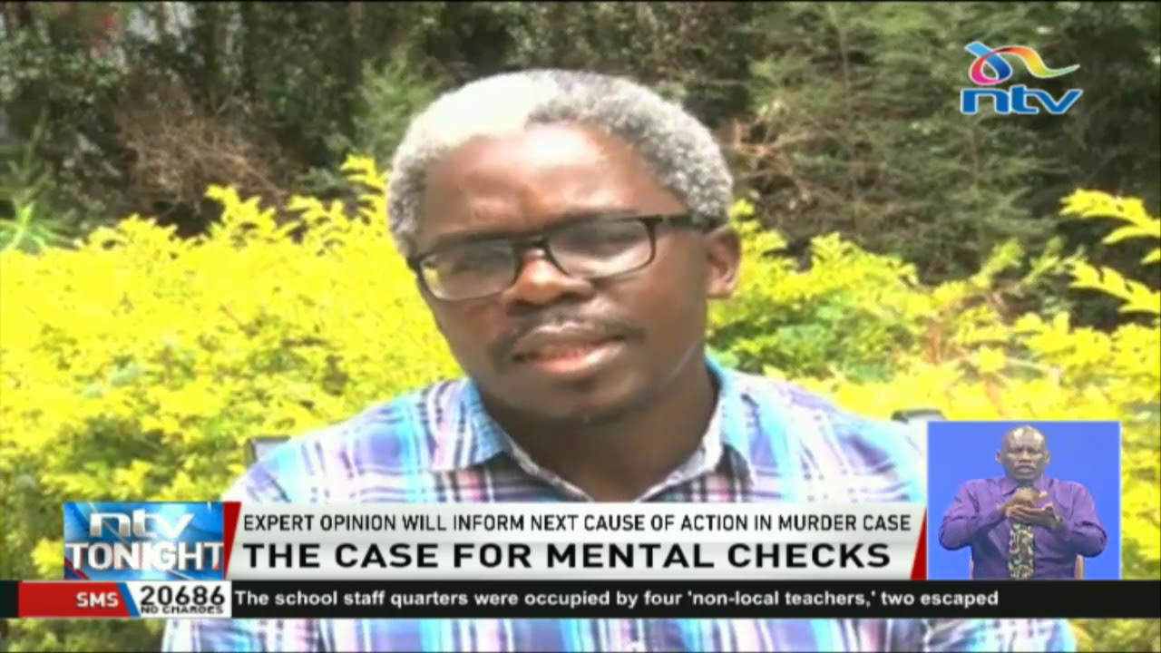 32ca973a606c Journalist Jacque Maribe to be subjected to a mental exam - YouTube
