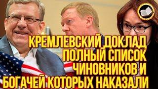 ᴴᴰ Кремлевский Доклад США - Полный Список