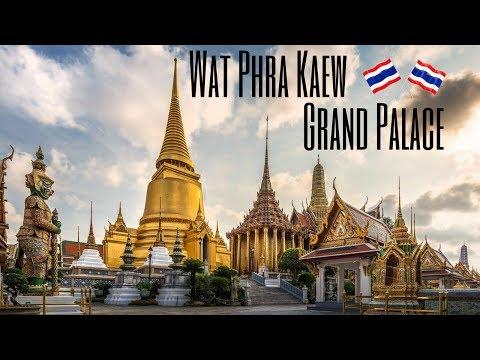 Wat Phra Kaew and Grand Palace ❖ Bangkok ❖ Thailand ❖ June 2017