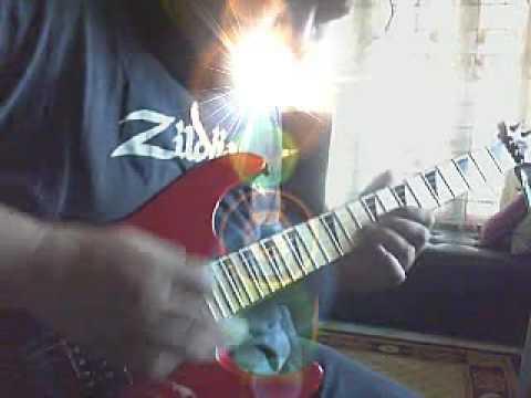 Suasana di hariraya guitar cover