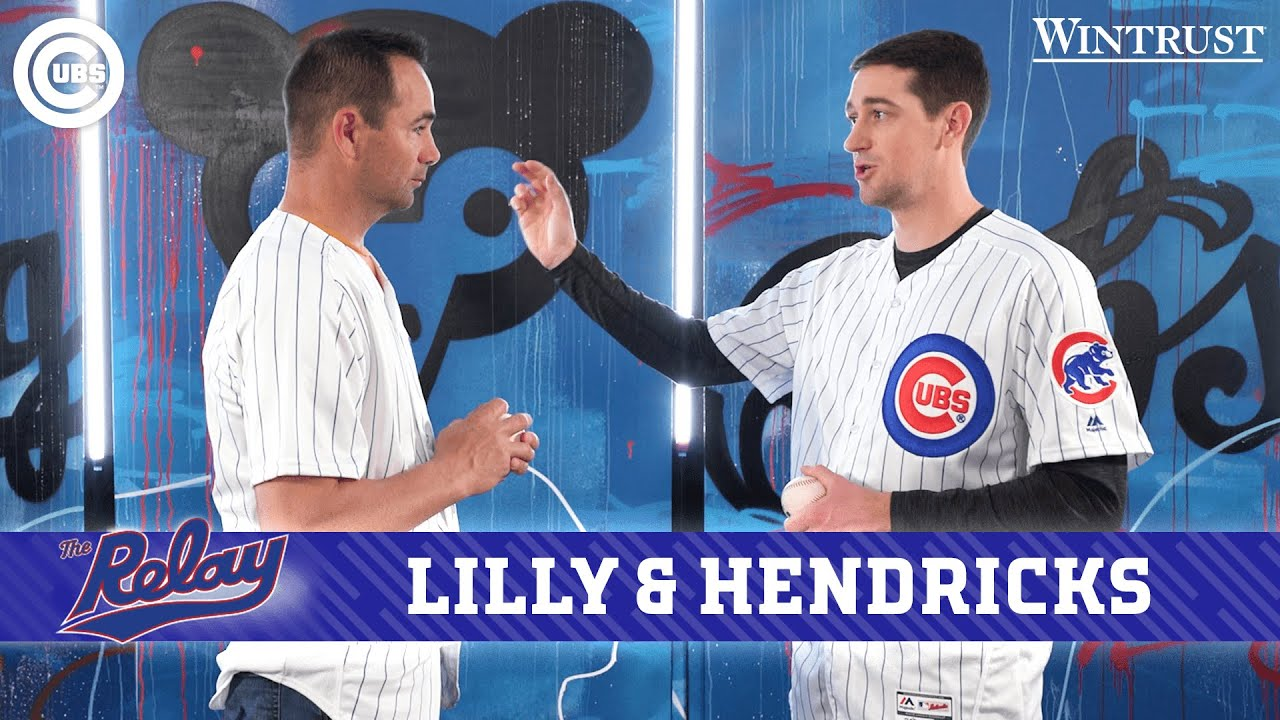 Ted Lilly & Kyle Hendricks Discuss Developing Pitches | The Relay