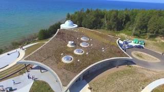 Dark Sky Park 2 - Bloxsom Roofing - Emmett County Michigan