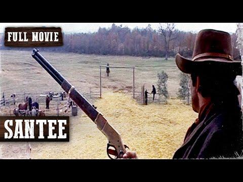 Download SANTEE | Glenn Ford | Michael Burns | Full Length Western Movie | English | HD | 720p