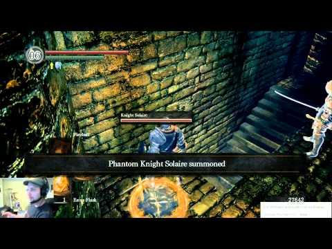 Dark Souls - Drunkthrough Part 10: Gaping Dragon