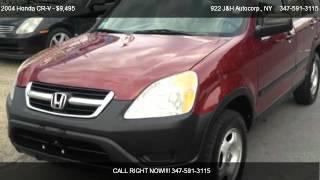 2004 Honda CR-V LX AUTO - For Sale In Bronx, NY 10462