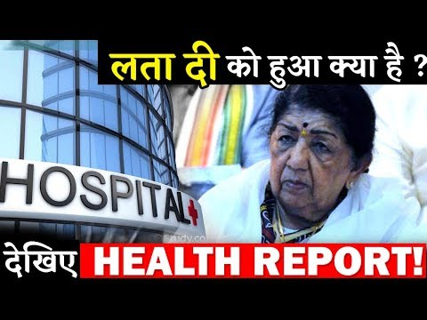 What Happened To Singing Sensation Lata Mangeshkar? Here Is Her Health Report! thumbnail