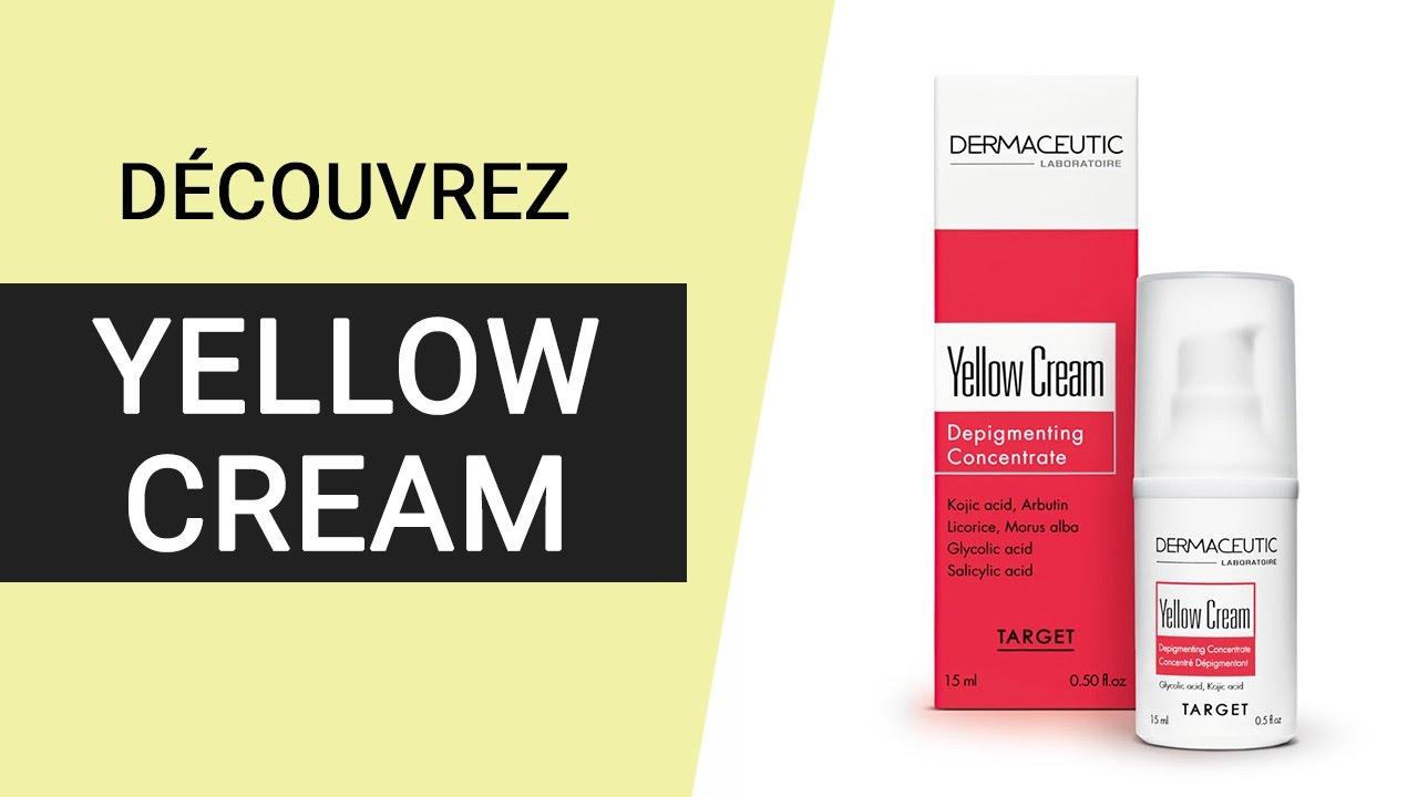 yellow cream från dermaceutic