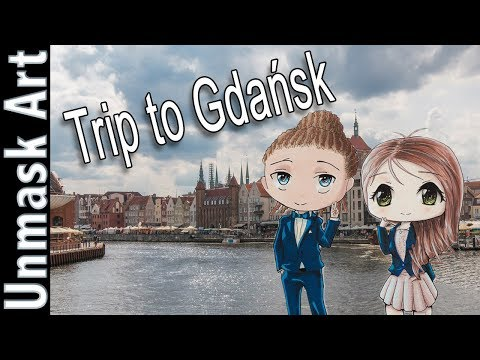 Our Trip To Gdańsk, Poland: Baltic Sea | LDR