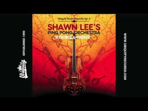 Shawn Lee's Ping Pong Orchestra: Mood Bender