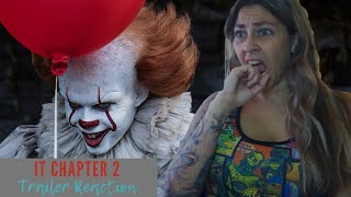 IT Chapter 2 Final Trailer Reaction and Review
