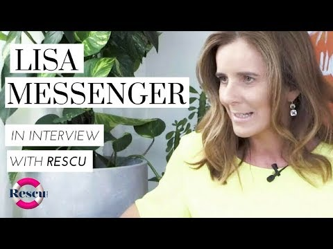 Author and Entrepreneur Lisa Messenger On The Life Changing Benefits Of Failing Fast