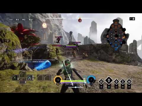 Paragon Epic Rescue #1