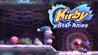 Kirby Star Allies - Dream Friends Trailer