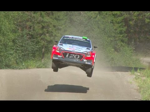 WRC Rally Finland 2016 - Motorsportfilmer.net