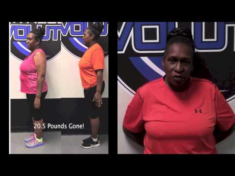 Fitness Revolution East Memphis- Shonia Williams- Las Vegas