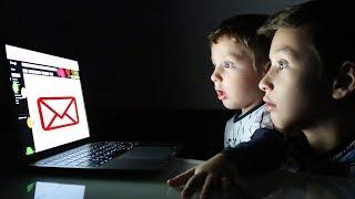 Что будет если не отправить ПИСЬМО СЧАСТЬЯ? Kids Children