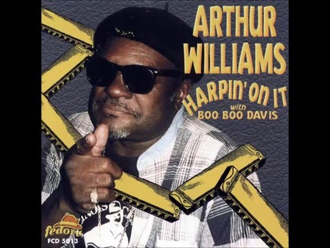 Arthur Williams - I Can't Stand To See You Go