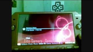 V1 CXMB theme For PSP