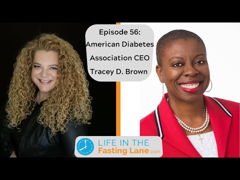 American Diabetes Association CEO Tracey D. Brown