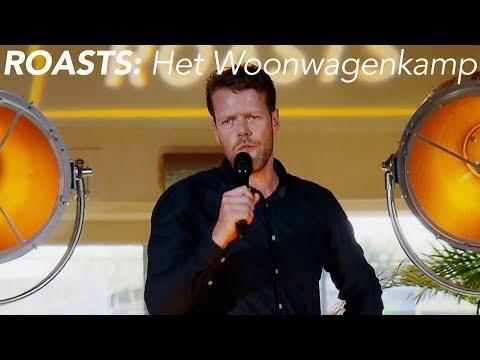 De HARDSTE grappen over mensen uit het WOONWAGENKAMP I Comedy Central Roasts #6
