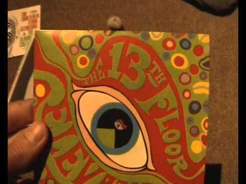The 13th floor elevators the albums collection boxset 2011 for 13th floor elevators vinyl box set