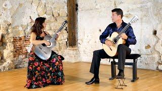Béatrice Morisco et Emmanuel Rossfelder - Encouragement de F.SOR & Fandango de L.BOCCHERINI