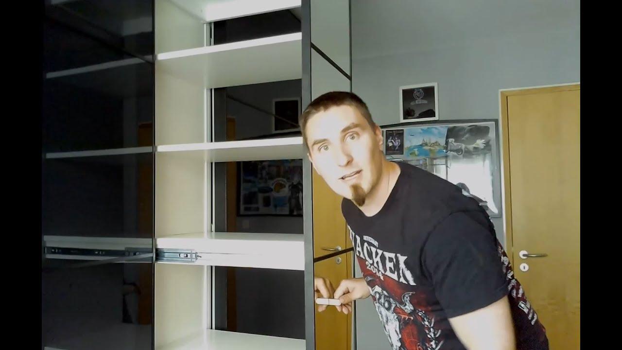 Genialer Selbstgebauter Apotheker Schlafzimmerschrank I Teil 1 I