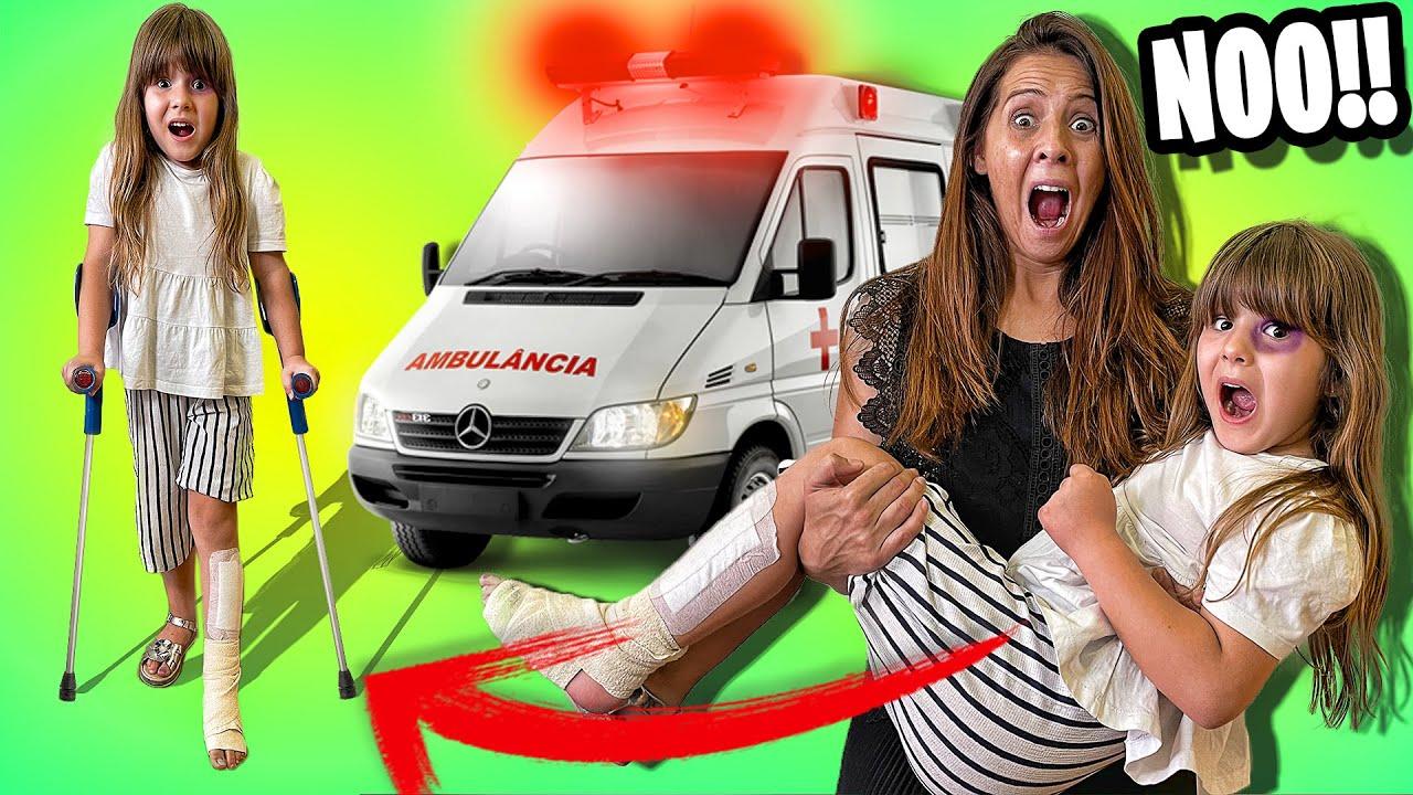 Download DANIELA TIENE UN ACCIDENTE Y TIENE QUE IR CON MULETAS