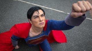 superman fan has plastic surgery to look like superman
