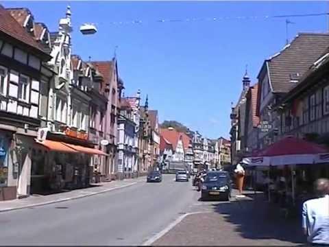 Zell Am Harmersbach Im Schwarzwald Germany Youtube