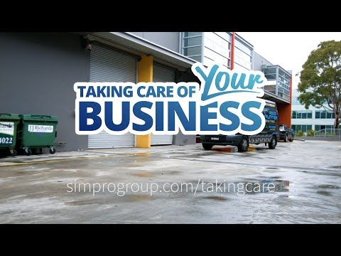 Taking care of your business with simPRO