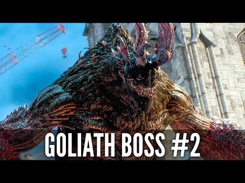 DEVIL MAY CRY 5 Goliath Boss Fight #2 (1080p HD 60FPS) thumbnail