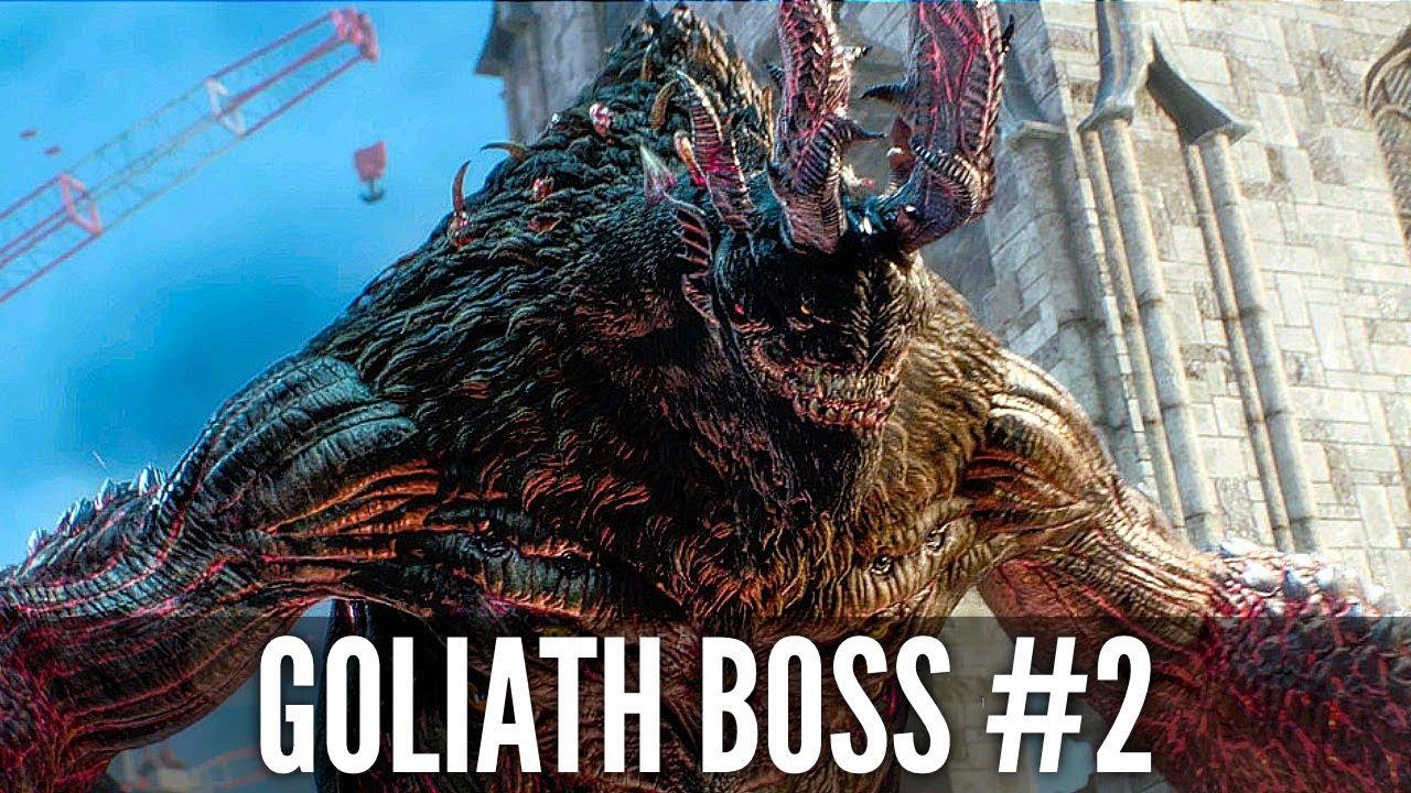 Teufel kann 5 Goliath Boss Fight # 2 (1080p HD 60FPS) + video
