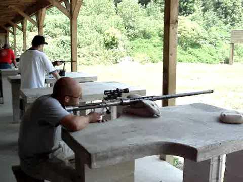 Homemade .50 cal Rifle