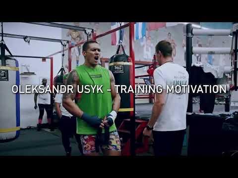 [2020] Training motivation Oleksandr Usyk Сильнейшая Мотивация от Александра Усика